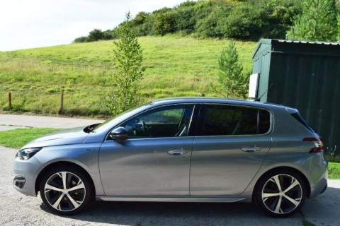 Used 2016 Peugeot 308 Gt Line for sale | Tempest 4 Cars