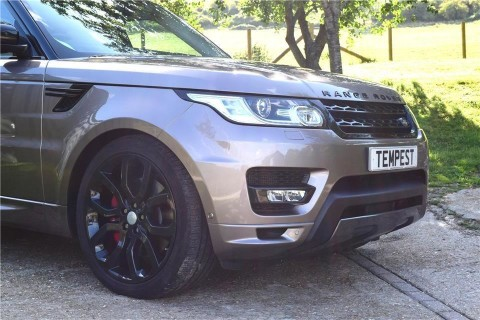 Used 2017 Land Rover Range Rover Sport Sport Autobiography