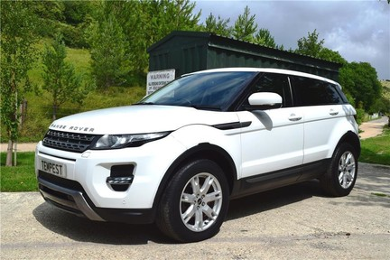 Land Rover Range Rover Evoque Evoque Pure Tech 2