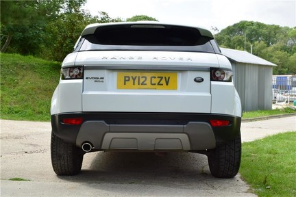 Land Rover Range Rover Evoque Evoque Pure Tech 3