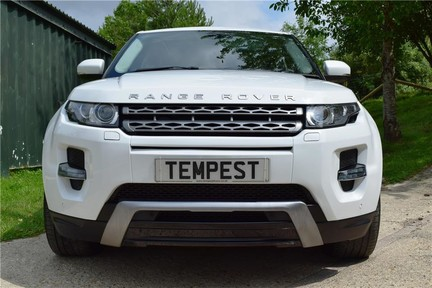 Land Rover Range Rover Evoque Evoque Pure Tech 4