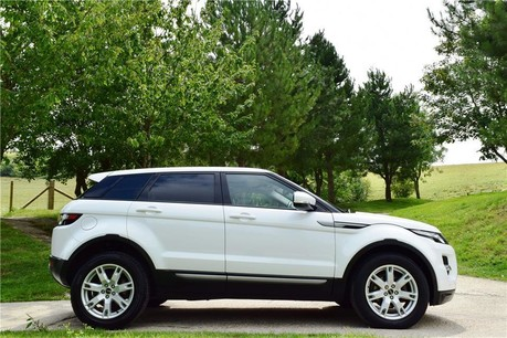 Land Rover Range Rover Evoque Evoque Pure Tech Technical Data