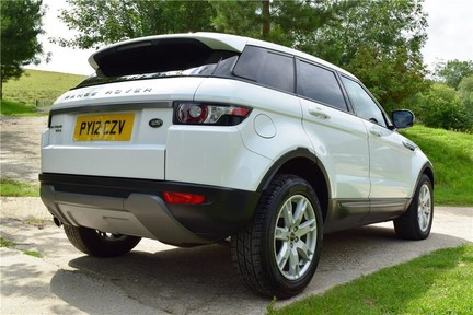 Land Rover Range Rover Evoque Evoque Pure Tech 12