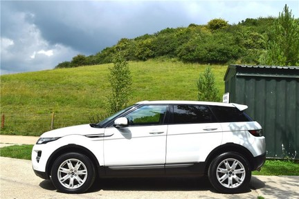Land Rover Range Rover Evoque Evoque Pure Tech 13