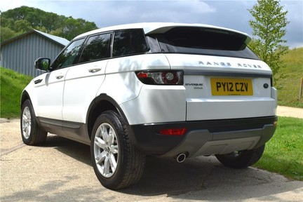 Land Rover Range Rover Evoque Evoque Pure Tech 14