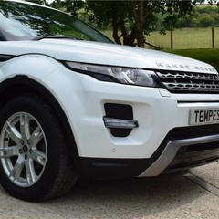 Land Rover Range Rover Evoque Evoque Pure Tech 15