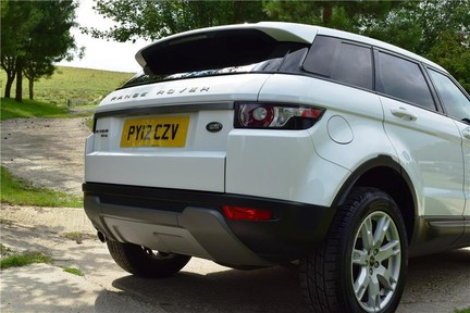 Land Rover Range Rover Evoque Evoque Pure Tech 16