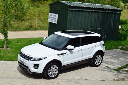 Land Rover Range Rover Evoque Evoque Pure Tech 17