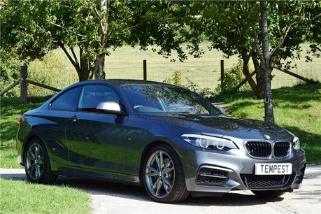 BMW 2 Series Auto (5,038 Miles from new)
