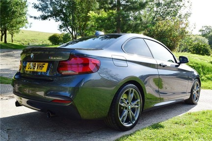 BMW 2 Series Auto (5,038 Miles from new) 12