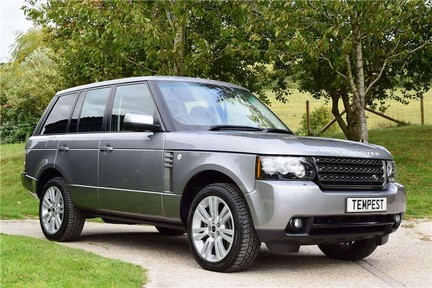 Land Rover Range Rover Vogue Tdv8 1
