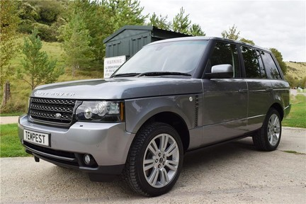 Land Rover Range Rover Vogue Tdv8 2