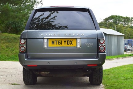 Land Rover Range Rover Vogue Tdv8 3