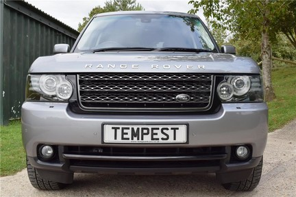 Land Rover Range Rover Vogue Tdv8 4