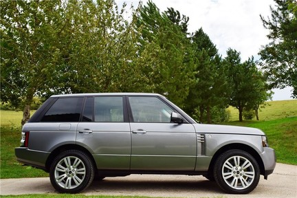Land Rover Range Rover Vogue Tdv8 5