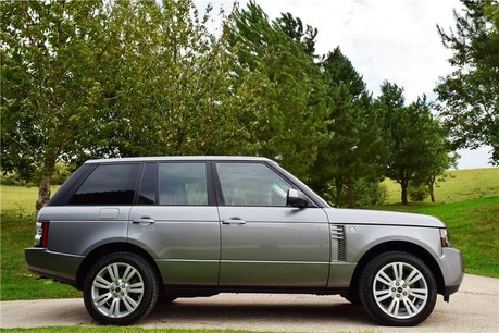 Land Rover Range Rover Vogue Tdv8 Technical Data