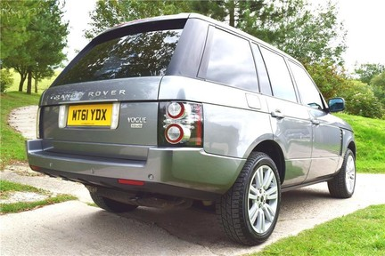 Land Rover Range Rover Vogue Tdv8 12