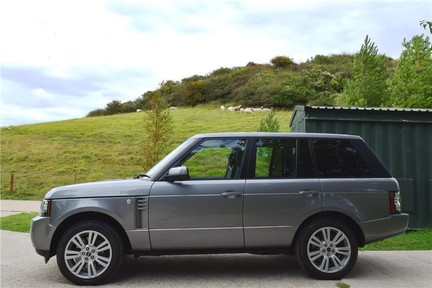 Land Rover Range Rover Vogue Tdv8 13