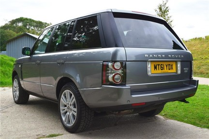 Land Rover Range Rover Vogue Tdv8 14
