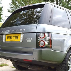 Land Rover Range Rover Vogue Tdv8 16