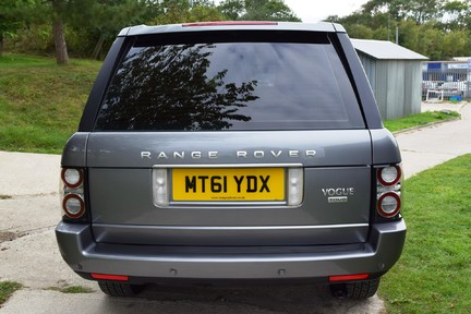 Land Rover Range Rover Vogue Tdv8 21