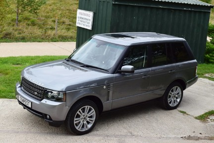Land Rover Range Rover Vogue Tdv8 23