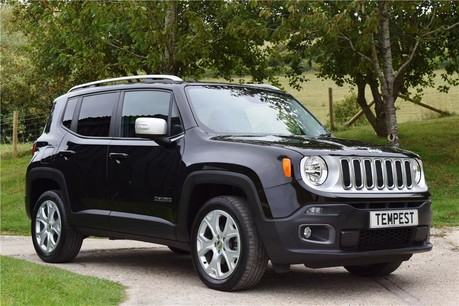 Jeep Renegade Limited M-Jet 4X