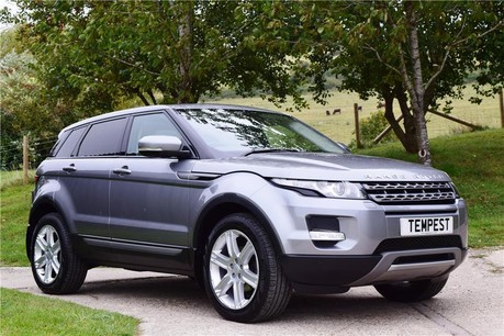 Land Rover Range Rover Evoque Pure T (Glass Roof)