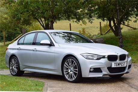 BMW 3 Series Xdrive M Sport Auto