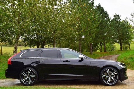 Volvo V90 R-Design Pro D5 Pp Aw Technical Data