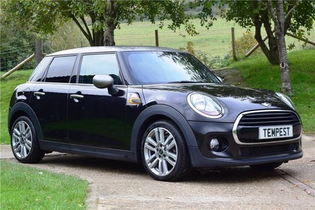 Mini Hatchback Seven