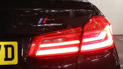 BMW M5 Competition Saloon 12