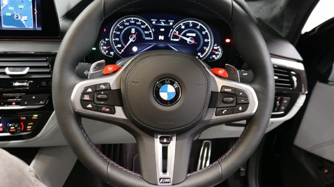 BMW M5 Competition Saloon 20