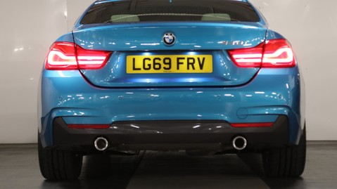 BMW 4 Series 440i M Sport Coupe 8