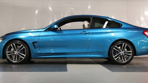 BMW 4 Series 440i M Sport Coupe 5