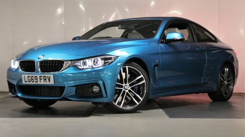 BMW 4 Series 440i M Sport Coupe 4