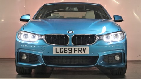 BMW 4 Series 440i M Sport Coupe 3