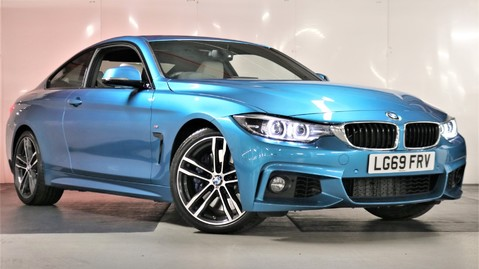BMW 4 Series 440i M Sport Coupe 2