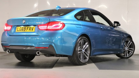 BMW 4 Series 440i M Sport Coupe 9