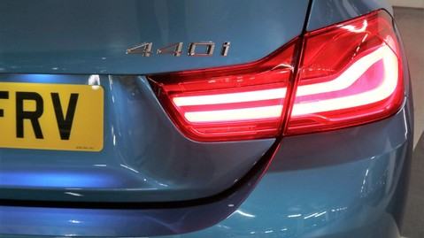 BMW 4 Series 440i M Sport Coupe 20