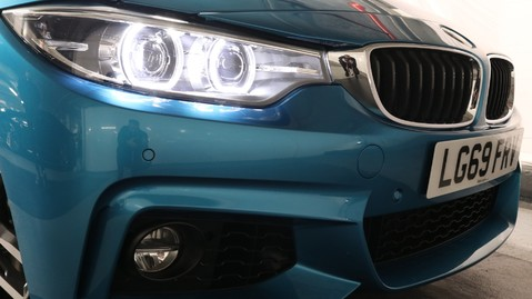 BMW 4 Series 440i M Sport Coupe 21