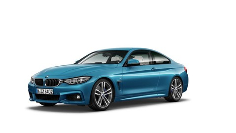 BMW 4 Series 440i M Sport Coupe 1