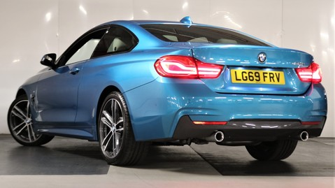 BMW 4 Series 440i M Sport Coupe 7
