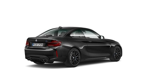 BMW M2 Competition Coupe 3