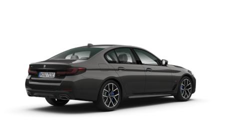 BMW 5 Series 545e xDrive M Sport Saloon Auto 2