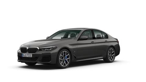 BMW 5 Series 545e xDrive M Sport Saloon Auto 1