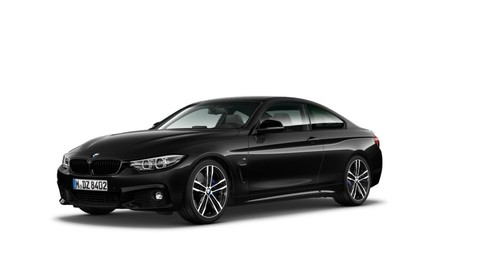 BMW 4 Series 420d M Sport Coupe 1