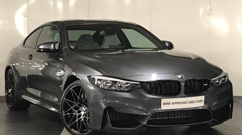 BMW M4 Competition Coupe 2