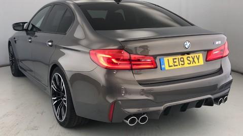 BMW M5 M5 Saloon 3