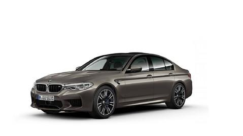 BMW M5 M5 Saloon 1